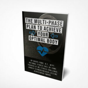3D Workout Book Cover White BG